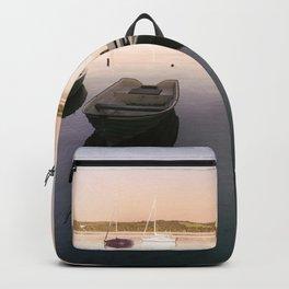 Ammersee Lake Landscape Backpack