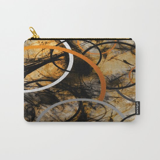 Rustic Hypnosis Carry-All Pouch