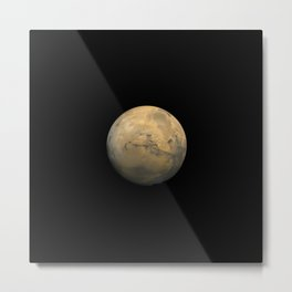 Nasa Picture 14: Mars Metal Print