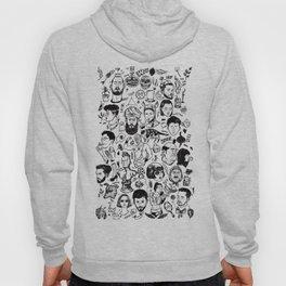 Things 1 - Black and white Hoody