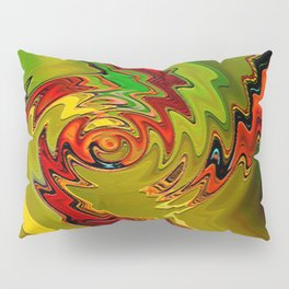 """""""The work of art is the riddle which no reason can dominate """"  Pillow Sham"""