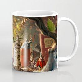 King Owl Coffee Mug