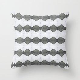 SnowDrifts Throw Pillow