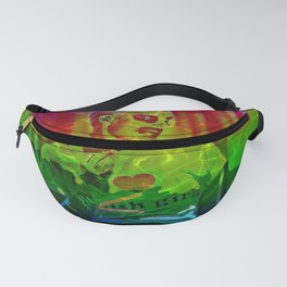 Karin Had A Knife Fever Fanny Pack