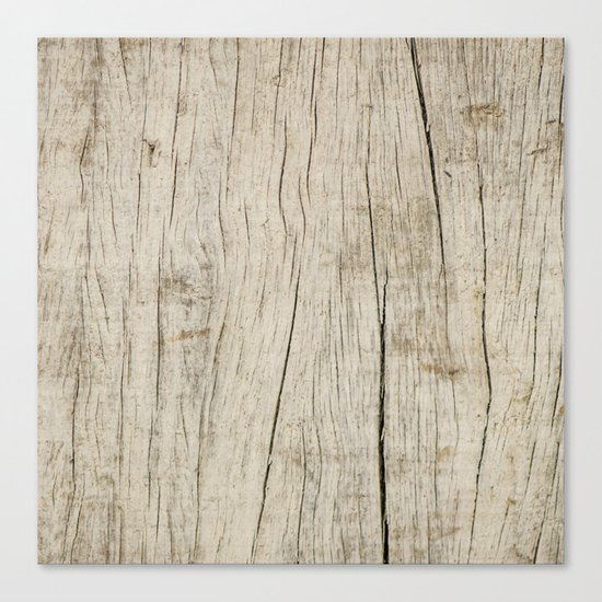 Old Wood Canvas Print