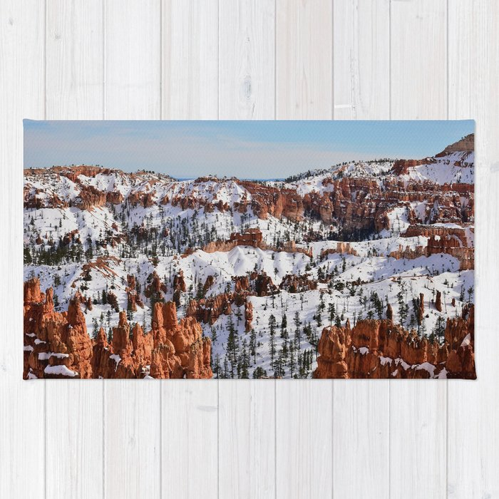 Bryce Canyon - Sunset Point Rug