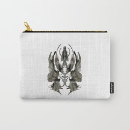 Rorschach Mask Carry-All Pouch