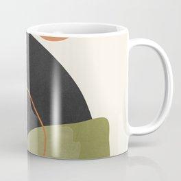 abstract minimal 64 Coffee Mug