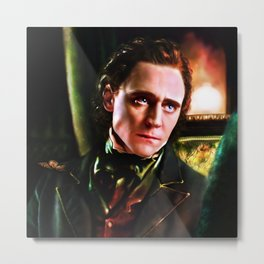 Sir Thomas Sharpe - Crimson Peak IV Metal Print