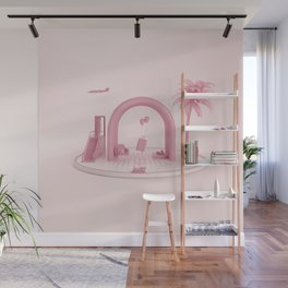 Holidays Wall Mural