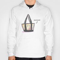 totes Hoodies featuring Totes Awesome! by artofjeffp