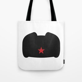 Russian Ushanka Hat Tote Bag