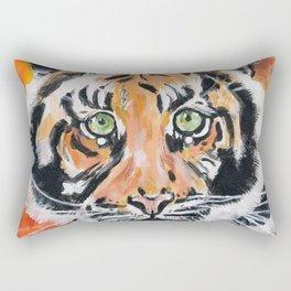 Tiger, Tiger Rectangular Pillow