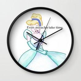Cinderella... Wall Clock