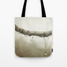 Winter Freeze Tote Bag