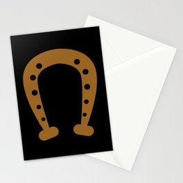 Horseshoe Stationery Cards