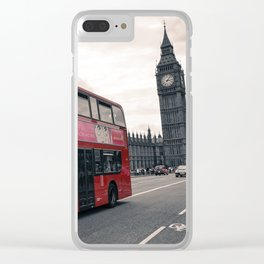London views Clear iPhone Case