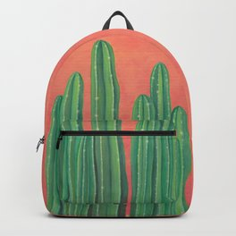 Dreaming cactus Backpack