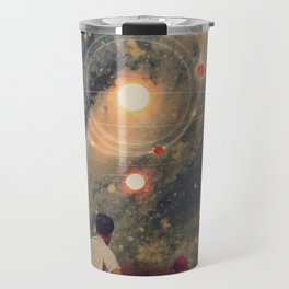 Light Explosions In Our Sky Travel Mug