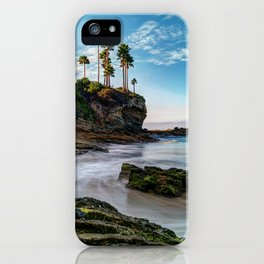 Incoming Tide - Laguna Beach iPhone Case