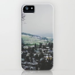 linz 13 iPhone Case
