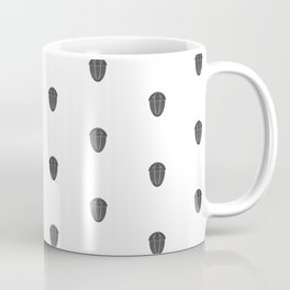 Trilobite Pattern Coffee Mug
