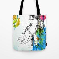 Tribal Beauty 6 Tote Bag