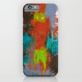 STORM AT MIDNIGHT iPhone Case