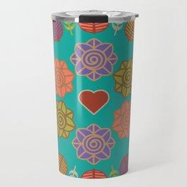 Dia da Terra Travel Mug