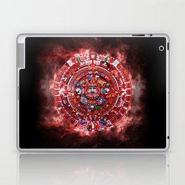 Aztec Calender Laptop & iPad Skin