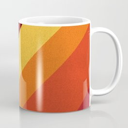 Retro 70s Color Palette II Coffee Mug