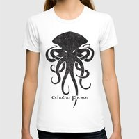 cthulhu T-shirts featuring Cthulhu by Hans Mills
