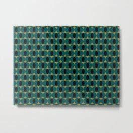 Pattern with No Name Metal Print