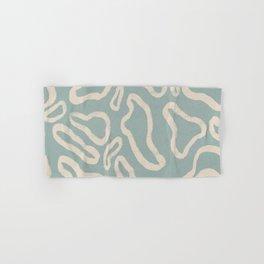Organical shapes #443 Hand & Bath Towel