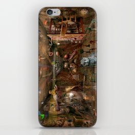 Dream space Chaos iPhone Skin