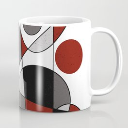 Abstract #124 Coffee Mug