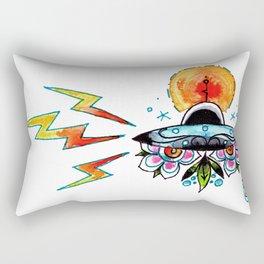 UFO a`la DANG Rectangular Pillow