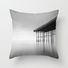 Last Legs Throw Pillow