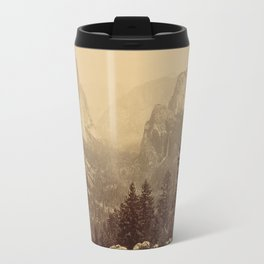 Yosemite Valley from Inspiration Point Travel Mug
