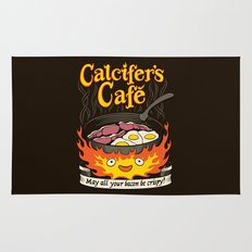 Calcifer's Cafe Rug