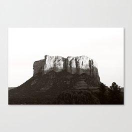 Sedona Solitude Canvas Print