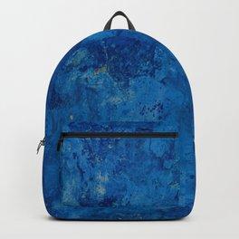 Blue eyed Golden Lion Backpack