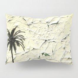 Vintage Summer Billboard Pillow Sham