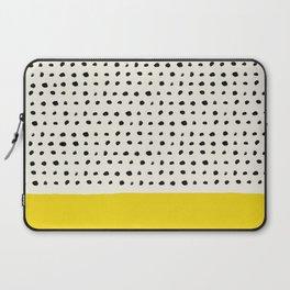 Sunshine x Dots Laptop Sleeve