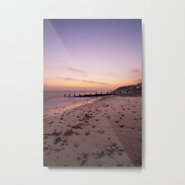 Norfolk Sunrise Metal Print