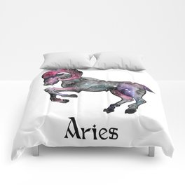 Zodiac - Aries Comforters