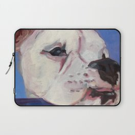 Boxer Dog Horton Laptop Sleeve