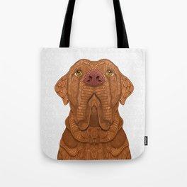 Bordeaux Mastiff Tote Bag