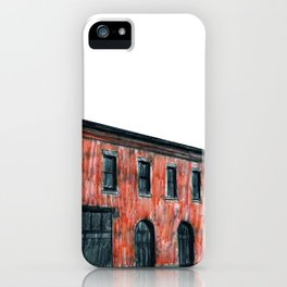 THOMAS O'CONNELL PLUMBING AND HEATING iPhone Case