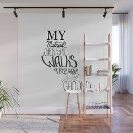 Sonnet 130 Wall Mural